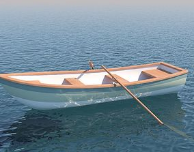 Rowboat 3D