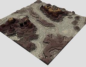 High Quality Canyon Model VR / AR ready