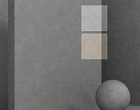 Material -seamless concrete plaster beton 3D model