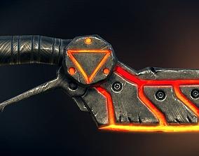 Demons Sword 3D model