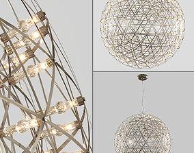 pendant Moooi Raimond R89 Suspended Lamp 3D model