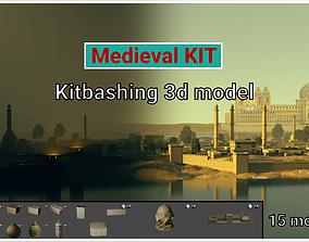 Medieval Kit 3D model