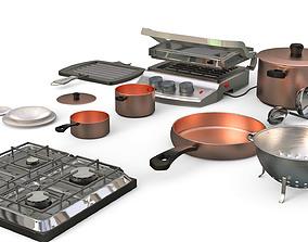 3D Cooking set
