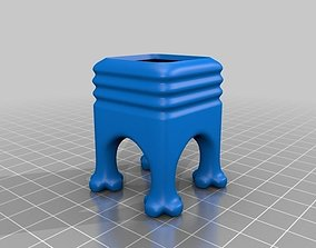 decoration 3D printable model Elephant Bowl
