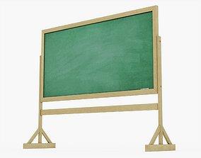 3D asset Chalkboard