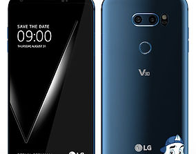 after LG V30 for Element 3D