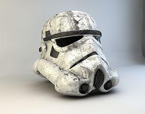 Stormtrooper Helmet 3D