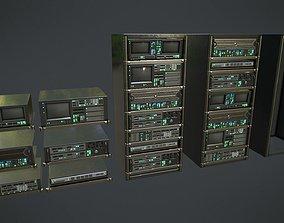 3D model VR / AR ready Server
