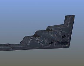3D model B2 Spirit Bomber