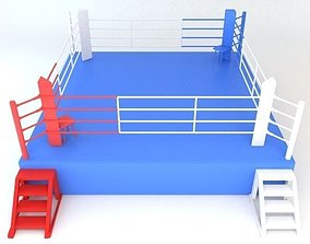 Boxing Ring 2 3D