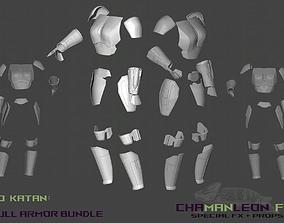 Bo Katan Full Armor Bundle The 3D printable model 1