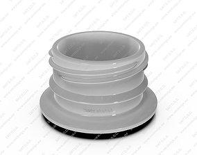 3D Neck for bottles - PCF - 26P - 2