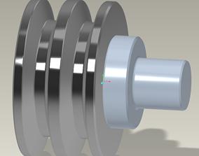 3D print model Shaft joint