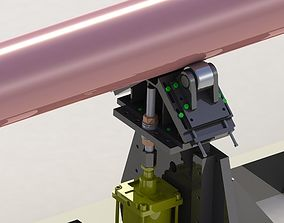 3D model Live rolls for tubes