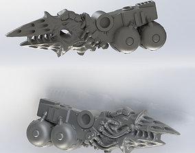 GENE CORRUPTED ARMOR BEARER WEAPON 3D printable model