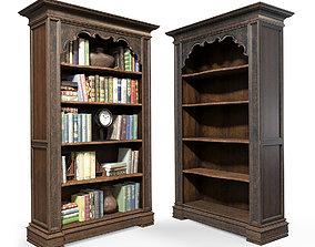 Majorca Bookcase 3D