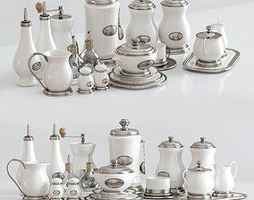 Kitchen set Arte Italica Tuscan 3D
