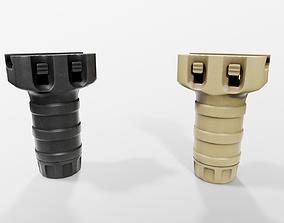 TangoDown Stubby Vertical Fore Grip 3D asset