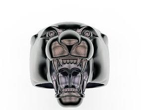 Ring Panther 3D print model puma