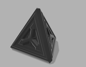 3D printable model Holocron Sith Inspired