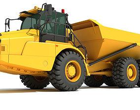 Articulated Truck 3D