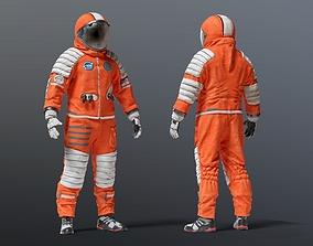 SPACESUIT Final Frontier Design 3G 3D