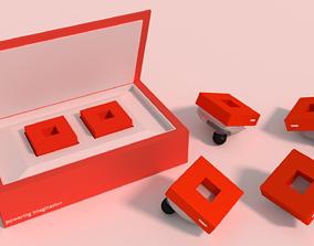3D model RoPods