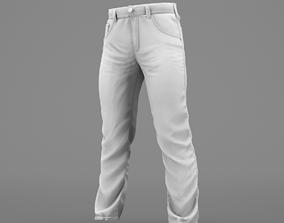 Jeans 3D printable model
