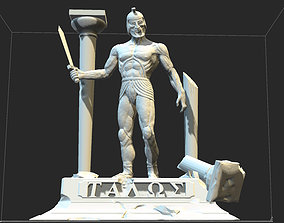 3D printable model TALOS from Jason and the Argonauts 2