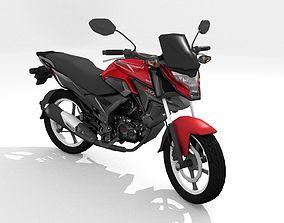 motorcycle honda X 3D