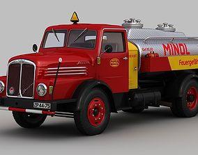 IFA S4000-1 Tank Truck MINOL 3D