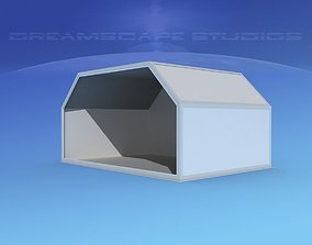 IATA 5 Air Cargo Container 3D model