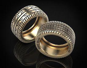 Stylish ring wheel summer and winter 441 3D print model