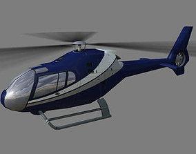 3D asset Colibri V1 Helicopter