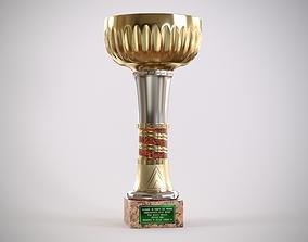 3D model Mini Beach Volley Cup Trophy