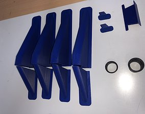 3D print model Scale Parts for JMB PC21