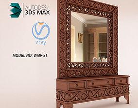 luxury furniture for interior design 3D printable model