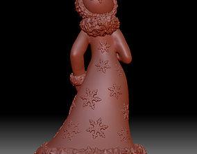 girlie 3D printable model