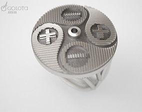 3D printable model EBIKER RING ORIGINAL