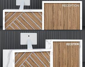 reception 003 3D model