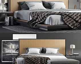 Envy King Bed SET 3D