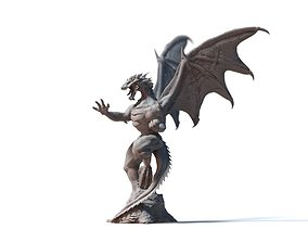 Emperor Dragon 3D print model