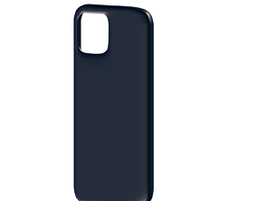 3D print model I PHONE 12 CASE