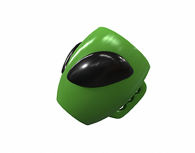 Aliens cup 3D