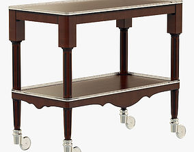 3D model Ralph Lauren ONE FIFTH DRINKS TROLLEY