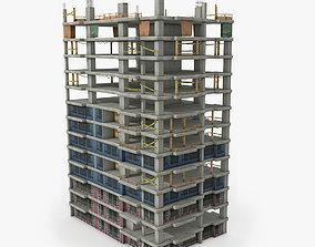 3D model Building Construction