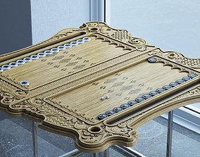 Backgammon 3D casino