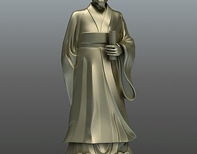3D print model Ancient Chinese