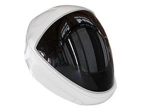 3D asset Helmet SpaceX