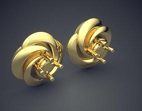 Brooches CAD-656 3D print model